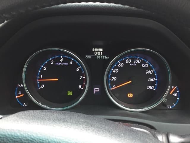 H22(2010年式) トヨタ マークX 250G リラックスセレクション
