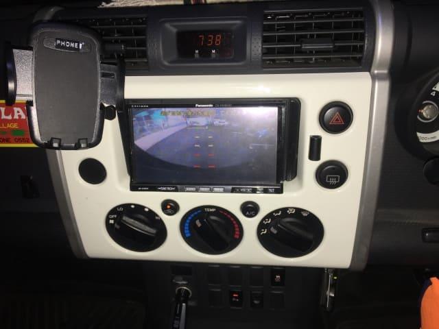 H23(2011年式) トヨタ FJクルーザー