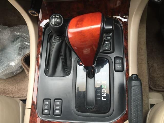 H13(2001年式) トヨタ ランドクルーザー VX-LTD