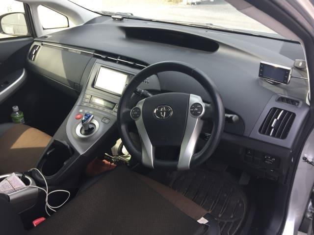 H24(2012年式) トヨタ プリウス G