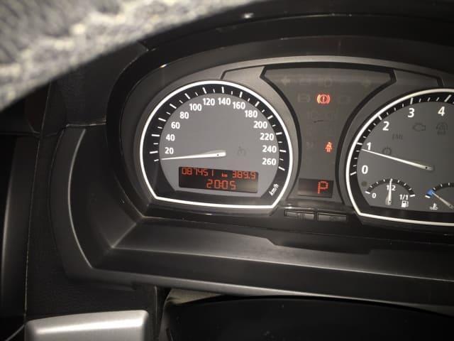 H19(2007年式) BMW BMW X3 2.5si