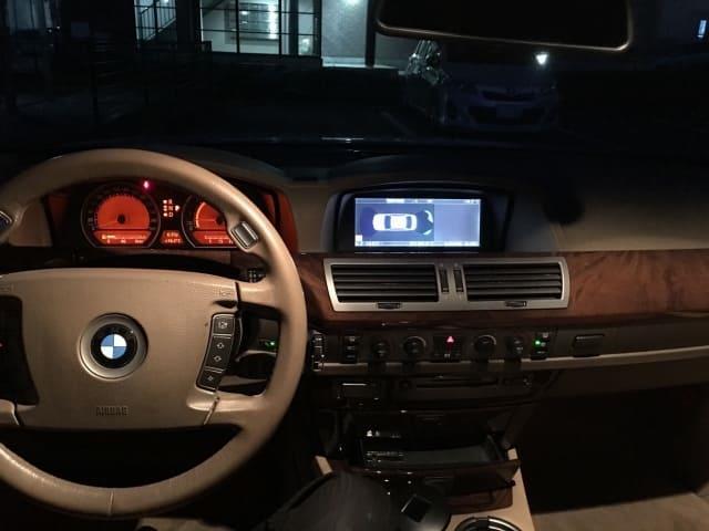 H16(2004年式) BMW BMW 745i
