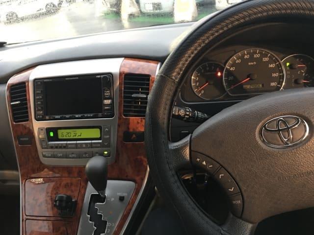 H14(2002年式) トヨタ アルファード V AX Lエディション