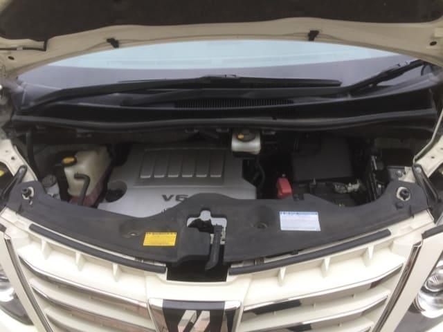 H25(2013年式) トヨタ アルファード 350S タイプゴールド