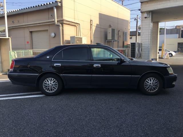 H12(2000年式) トヨタ クラウン マジェスタ Aタイプ