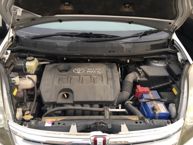H21(2009年式) トヨタ アイシス プラタナ