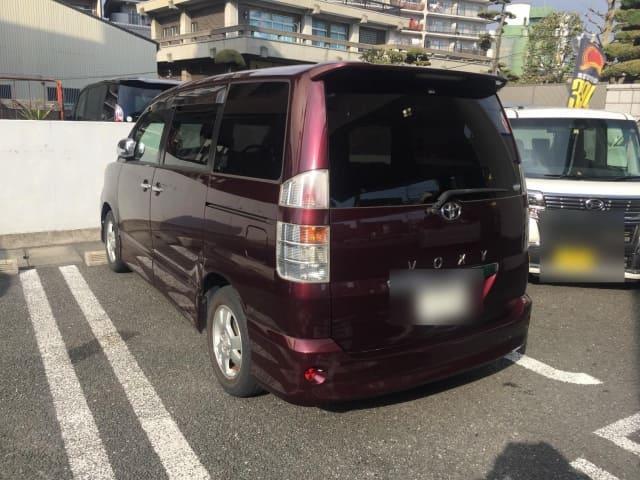 H15(2003年式) トヨタ ヴォクシー Z 煌