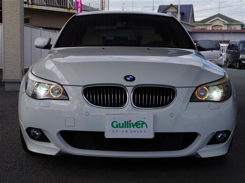 5シリーズ BMW 550i Mスポーツパッケージ 平成20年1月 平成